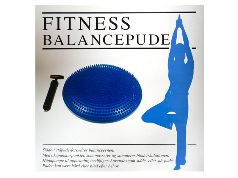 Fitness balancepude