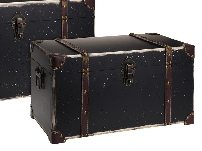 Opbevarings kuffert mellem