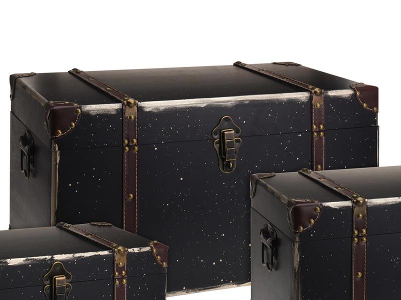 Opbevarings kuffert stor